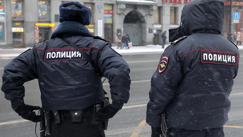 Полицейским Москвы хотят выдать очки с распознаванием лиц