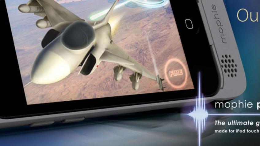 Подставка ViviTouch позволит по-новому почувствовать игры на сенсорных дисплеях