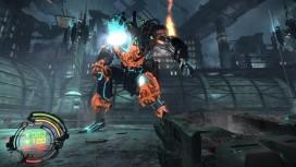 Разработчики Hard Reset: Redux показали новые кадры геймплея