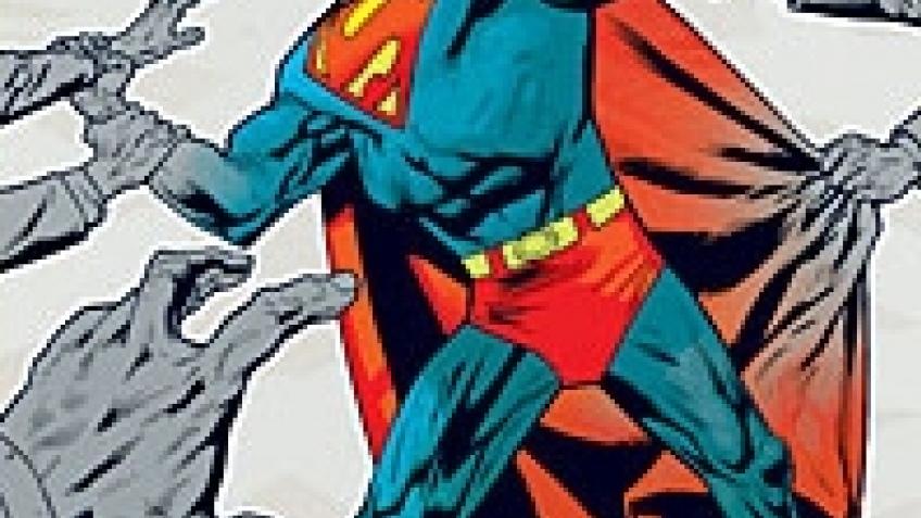 Супермен работает на EA