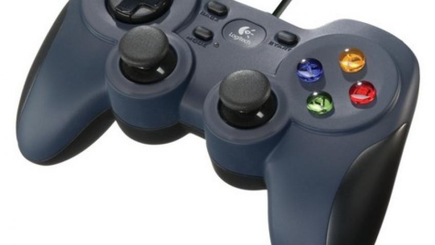 Новые джойпады Logitech напоминают продукцию Sony и Microsoft