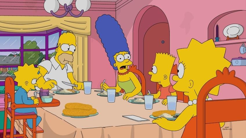 Fox продлила «Симпсонов» на 31-й и 32-й сезоны