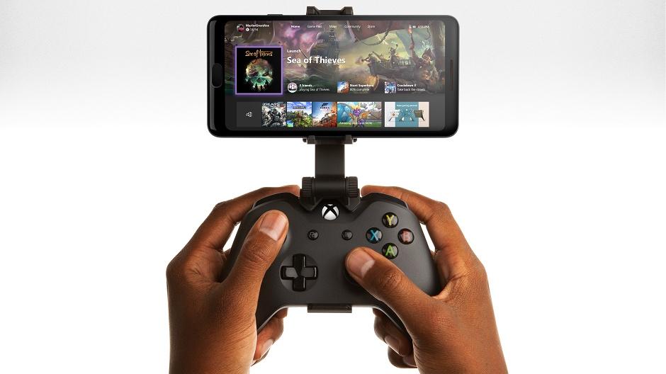 Теперь Xbox One может стримить на смартфоны и в России