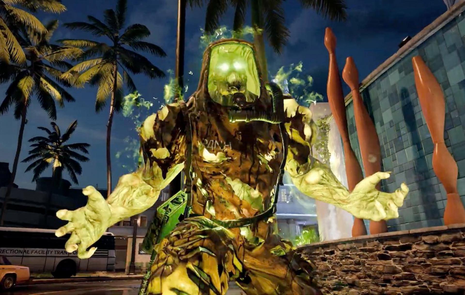 Утечка: зомби из Call of Duty: Black Ops Cold War сделают бесплатными на неделю