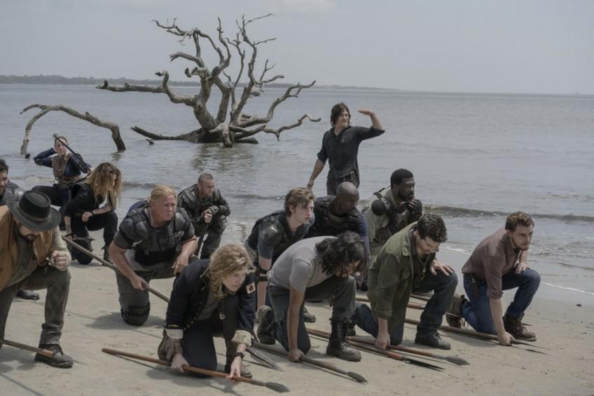«Ходячие мертвецы» вернутся на одиннадцатый сезон: без Мишонн, но с Мэгги