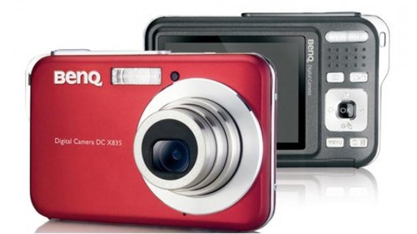 Новая камера от BenQ