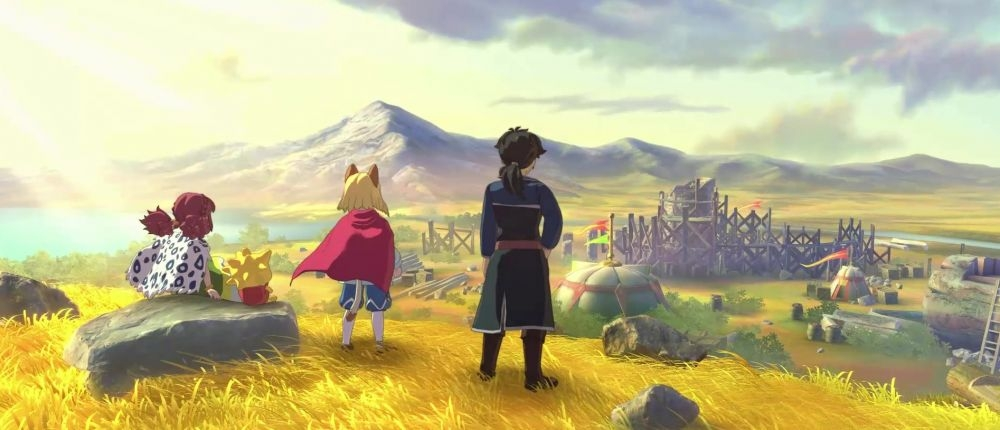 Авторы Ni No Kuni 2: Revenant Kingdom делают игру масштабов MMORPG