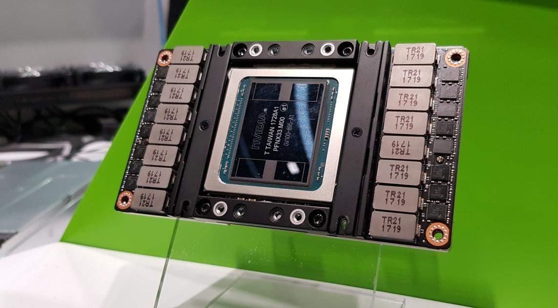 Слухи: на будущей неделе NVIDIA может рассказать о новой графике