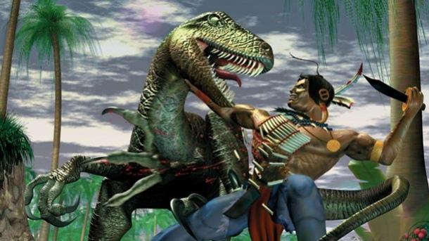 Turok: Dinosaur Hunter и Turok 2: Seeds of Evil могут появиться на Xbox One