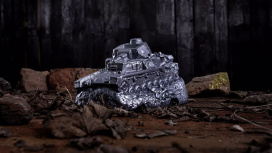 В коллекционное издание War Mongrels добавят бетонный танк