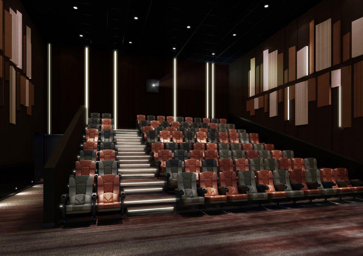 В Гонконге с 8 мая постепенно начнут открывать кинотеатры