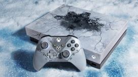 Microsoft к выходу Gears5 выпустит лимитированный Xbox One X