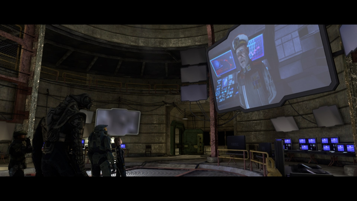 На PC доступна кампания Halo3, созданная энтузиастами