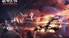 С обновлением «Псы войны» в Star Conflict появились шесть новых кораблей