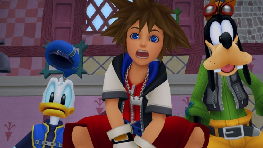 Kingdom Hearts HD 2.8 Final Chapter Prologue выйдет в начале 2017 года