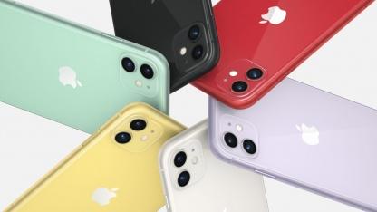 iPhone11 замедлит деградацию аккумулятора