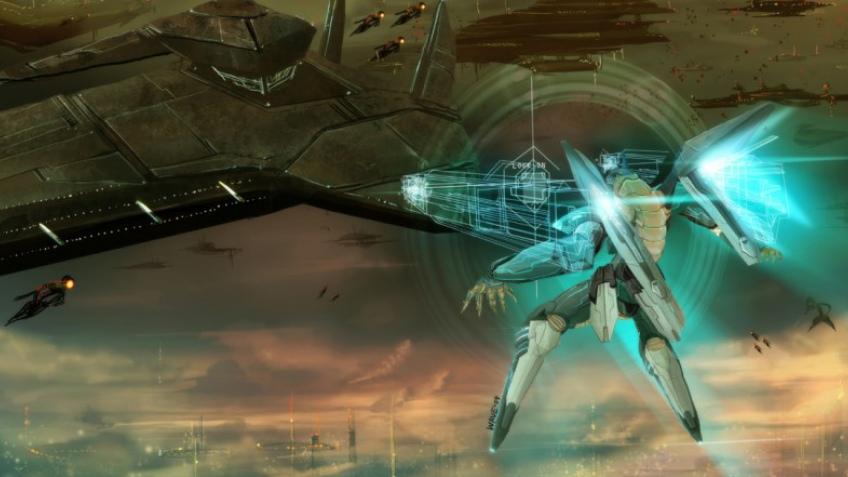 Хидео Кодзима и серия Zone of the Enders
