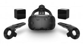 Обнародована комплектация шлема HTC Vive