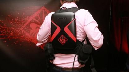 HP назвала цену рюкзака виртуальной реальности Omen X