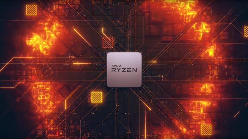 AMD готовит энергоэффективные CPU Ryzen второго поколения