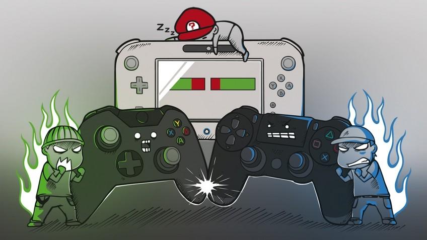США: самые продаваемые игры сторонних разработчиков на PlayStation, Xbox и Nintendo
