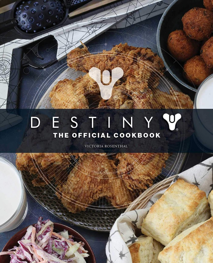 По Destiny выйдет официальная книга рецептов
