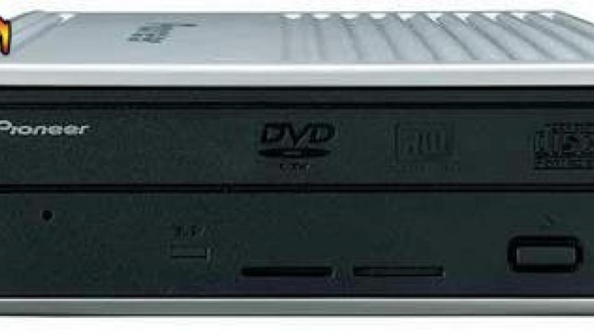 DVD-писатель от Pioneer