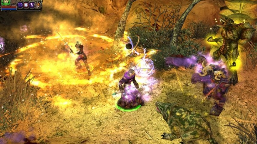Dungeon Siege 2 в печати