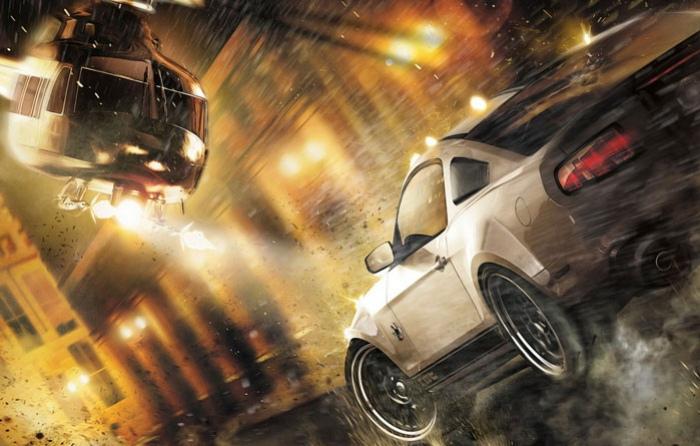 Майкл Бэй рекламирует Need for Speed