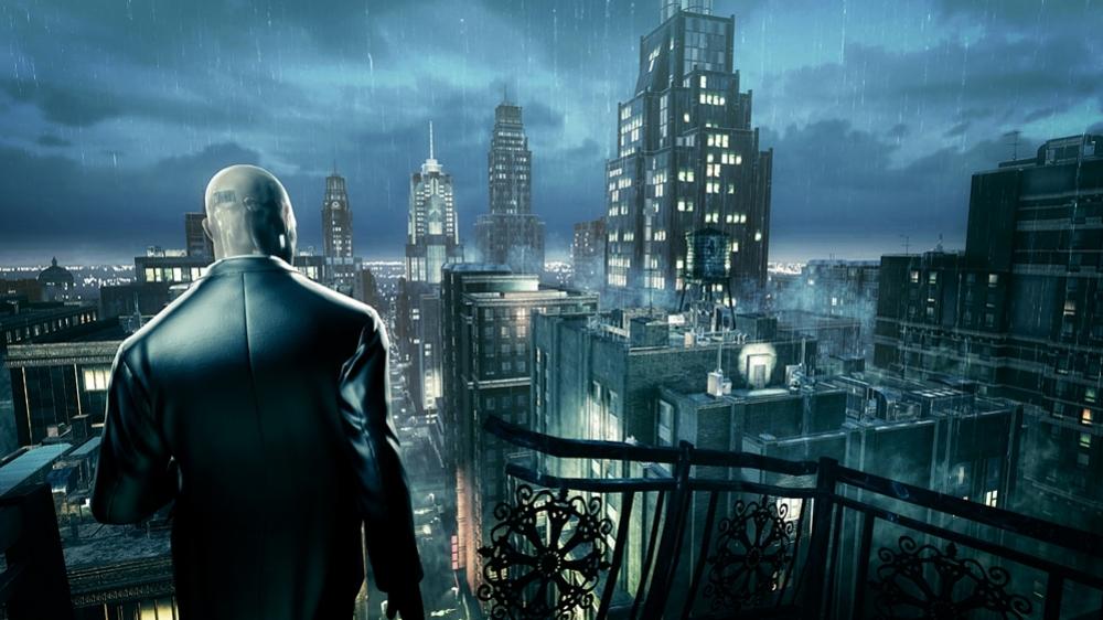 В Hitman: Absolution теперь можно сыграть на Xbox One