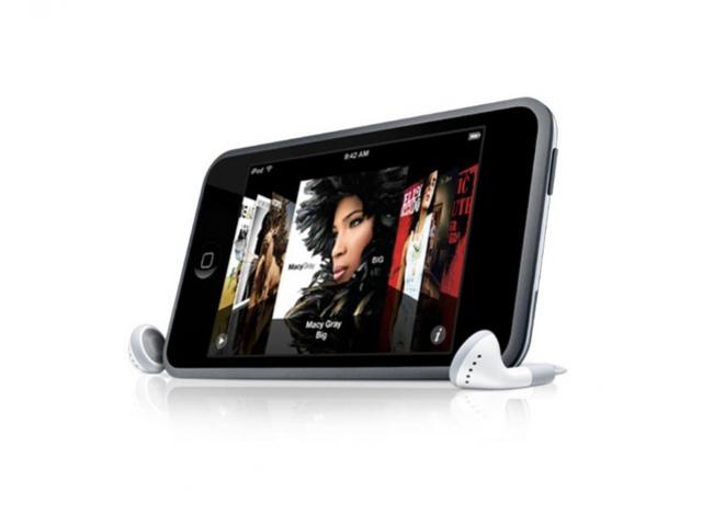 iPod Touch добрался до России