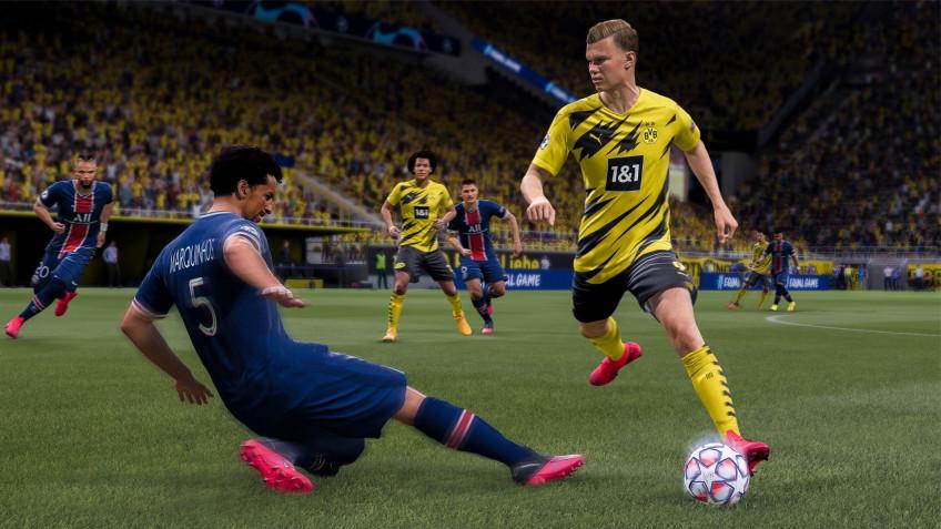FIFA21 стартовала на 42% хуже FIFA 20 в рознице Великобритании