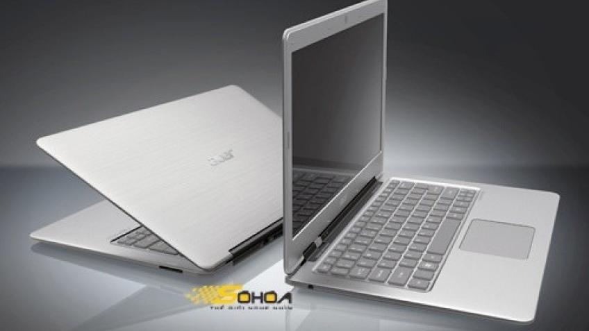 Acer готовит тончайший ноутбук Aspire 3951