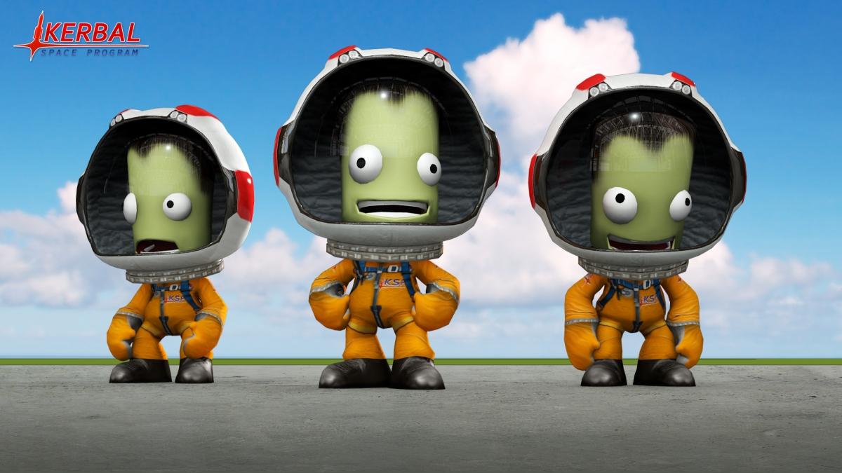 Первое дополнение добавит в Kerbal Space Program редактор миссий