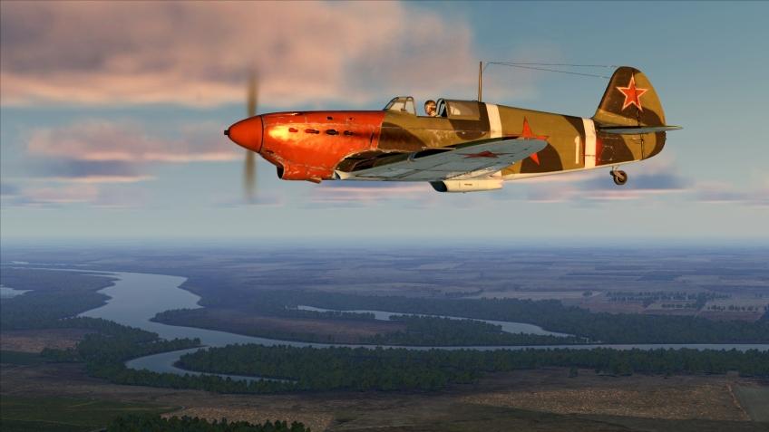 Разработчики «Ил-2 Штурмовик: Битва за Кубань» рассказали о режиме карьеры, мультиплеере и VR