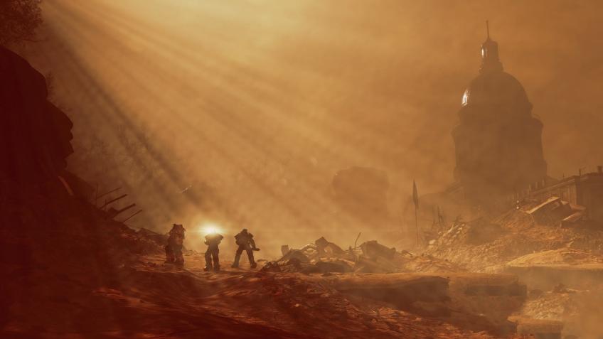 Игроки на РС не могут удалить клиент беты Fallout76