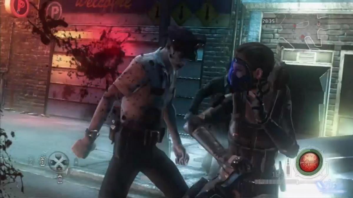 «Видеомания на Е3 2011»: Resident Evil: Operation Raccoon City