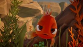 Симулятор I Am Fish вышел на PC и консолях