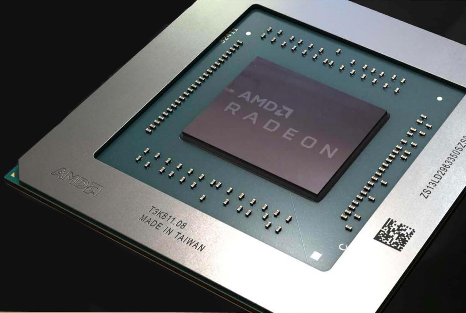 Появилась первая информация о видеокартах Radeon 5300 XT