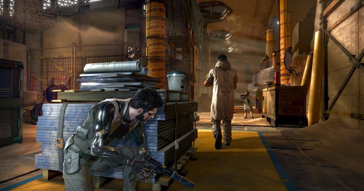 Подписчики PS Plus получат в январе Deus Ex: Manikind Divided и Batman: The Telltale Series?