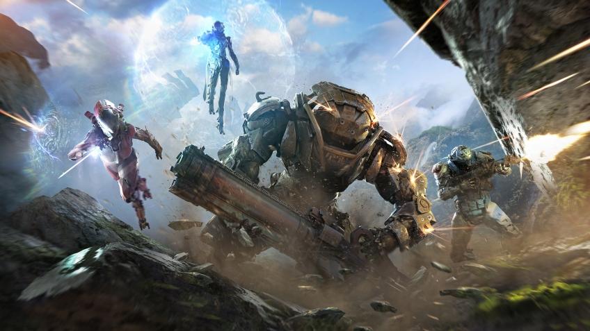 Сегодня BioWare уберёт из Anthem дополнительную награду за крепости