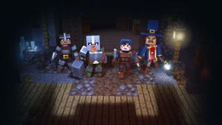 На gamescom 2019 показаны13 минут геймплея MinecraftDungeons