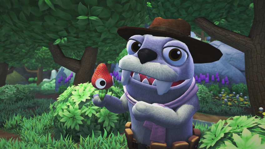 Мемная Bugsnax выйдет на старте продаж PlayStation5