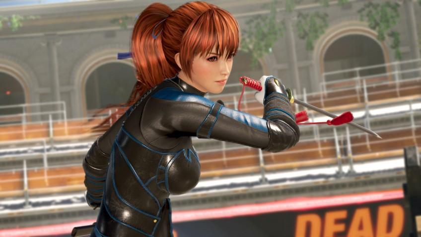 Последнее DLC для Dead or Alive6 выйдет в середине апреля