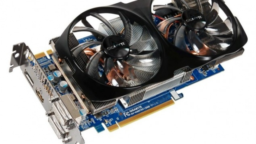 Gigabyte представит свою видеокарту на основе GeForce GTX 660 Ti