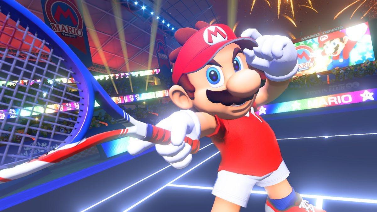 Nintendo даст попробовать игры на Switch: первой станет Mario Tennis Aces
