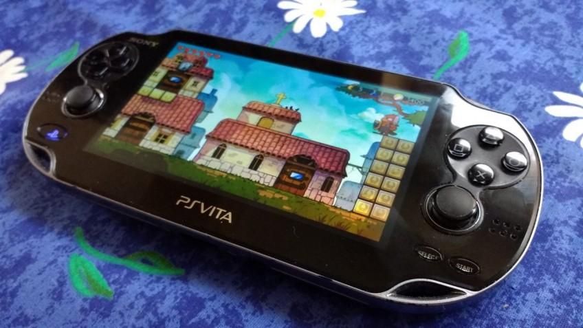 Похоже, Sony не собирается возвращаться к выпуску портативных консолей