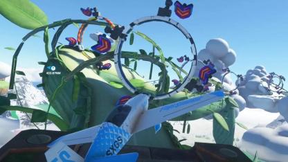 В Microsoft Flight Simulator добавили трассы из Mario Kart8