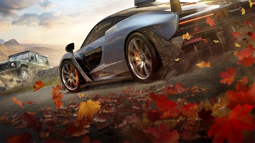 Авторы убрали из Forza Horizon4 две эмоции, чтобы избежать судебных исков
