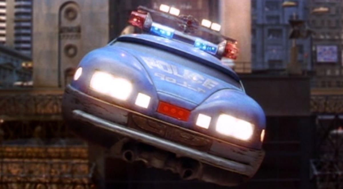 Rockstar не против сделать GTA с лазерами и летающими машинами